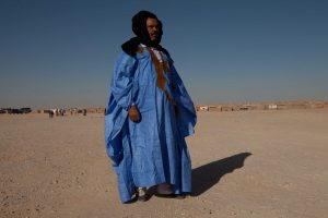 Algeria. After the Moroccan invasion and occupation of the The Western Sahara