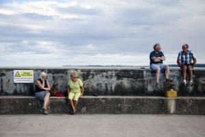 aiding the coastline's en